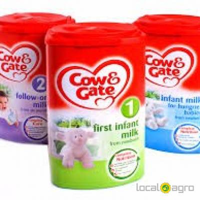 Agriculture Advert: Cow & Gate Milk Powder image in the Advert list
