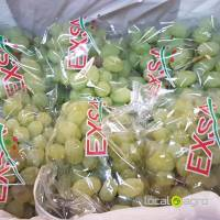 Grapes of sultana from Israel