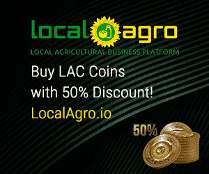 Localagro ICO Sale